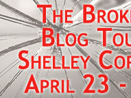 The Broken by Shelley Coriell: Review, Excerpt + GIVEAWAY
