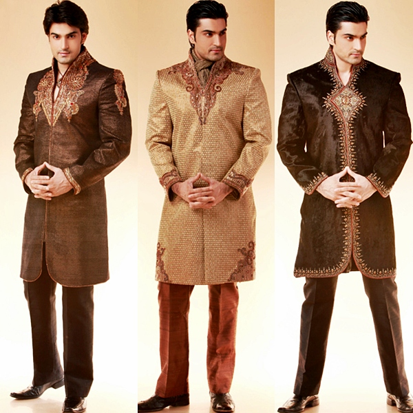 About marriage marriage dresses for indian men 2013 for Indo western wedding dress for men