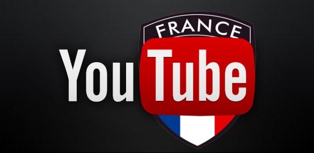 اليويوب يتضامن مع فرنسا