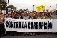 Contra la corrupción