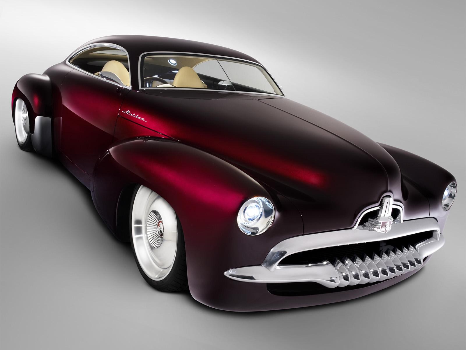 Car Style Critic: Holden EFIJY Concept 'Rod