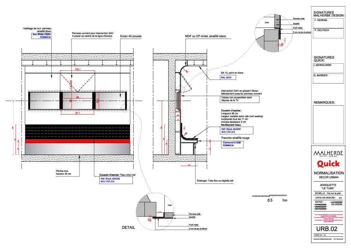 Anne leconte architecture commerciale restauration for Architecture commerciale definition