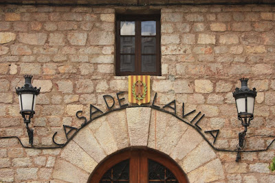 City hall of Castellar de N'Hug