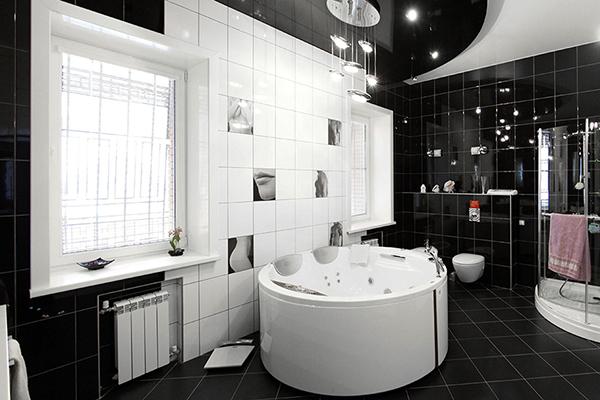 Amenajari baie poze-fie ca iti amenajezi baia cu gresie si faianta sau numai cu mobilier,inspiratia trebuie sa vina din imagini cu amenajare baie..amenajari baie la bloc