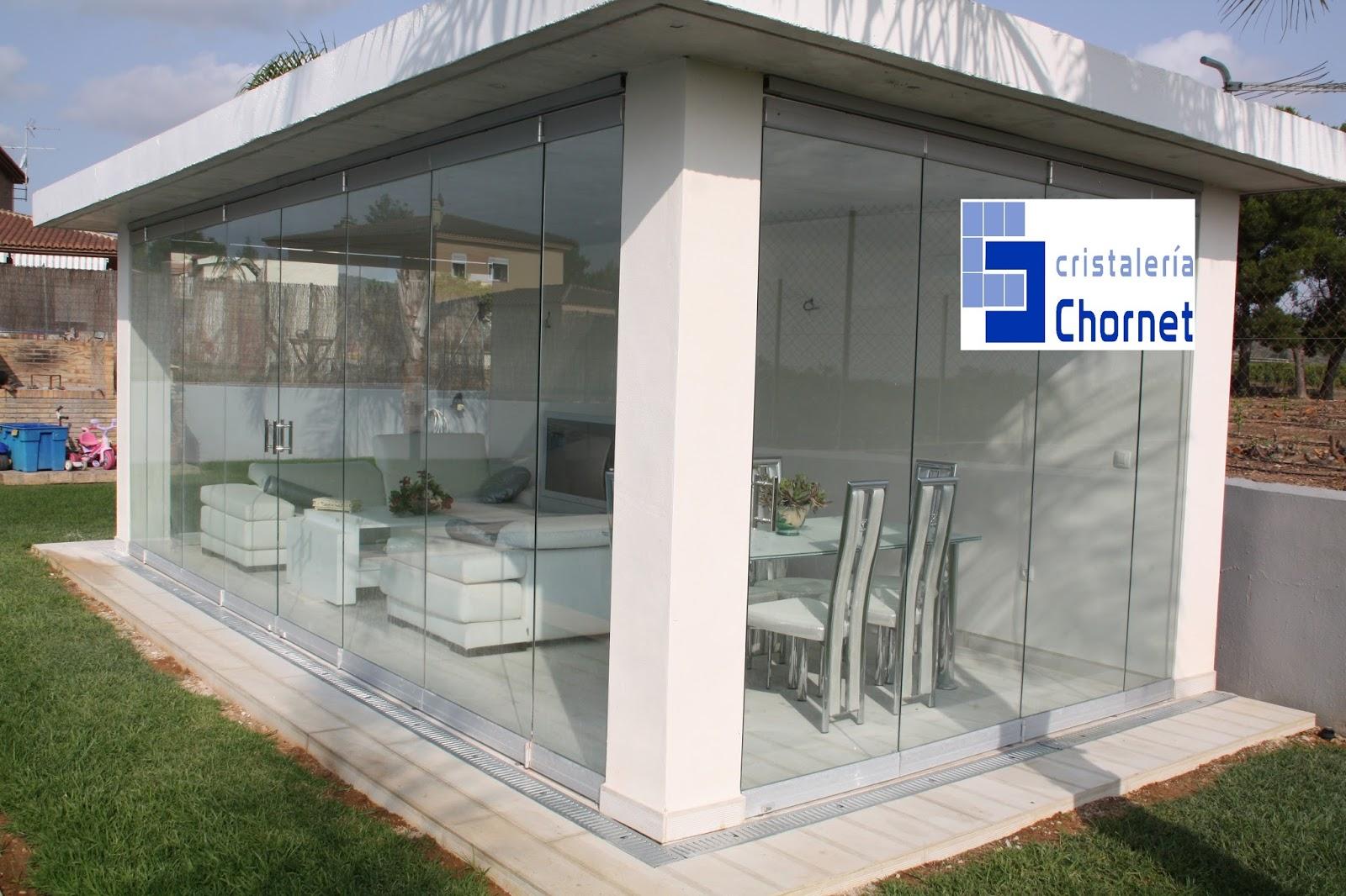 Cristaler a chornet vidrio cristal ventanas empresas y - Cerramientos plegables de vidrio ...