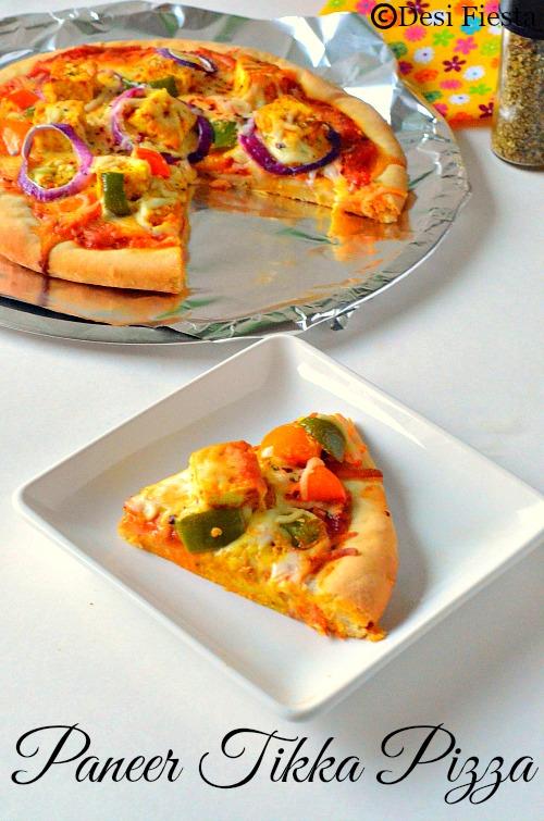 Indian pizza recipes