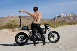 biker babe of the week