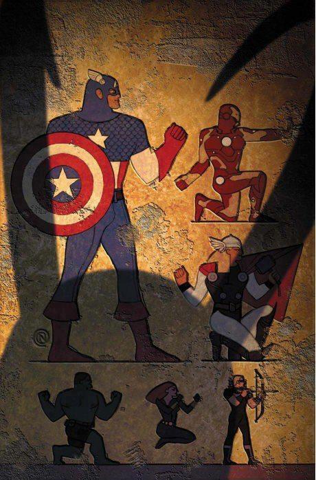 Ancestrais dos Vingadores