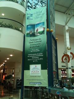 13º Feira de Troca de Livros no Grand Plaza Shopping