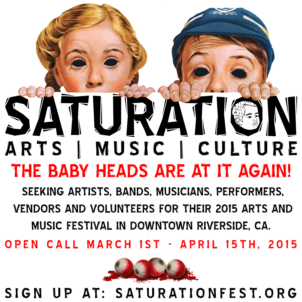 Saturation Fest 2015 Sign-up