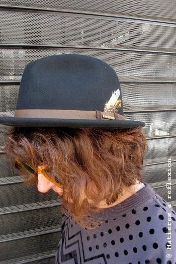 Chapeau petit bord Stetson pour femme