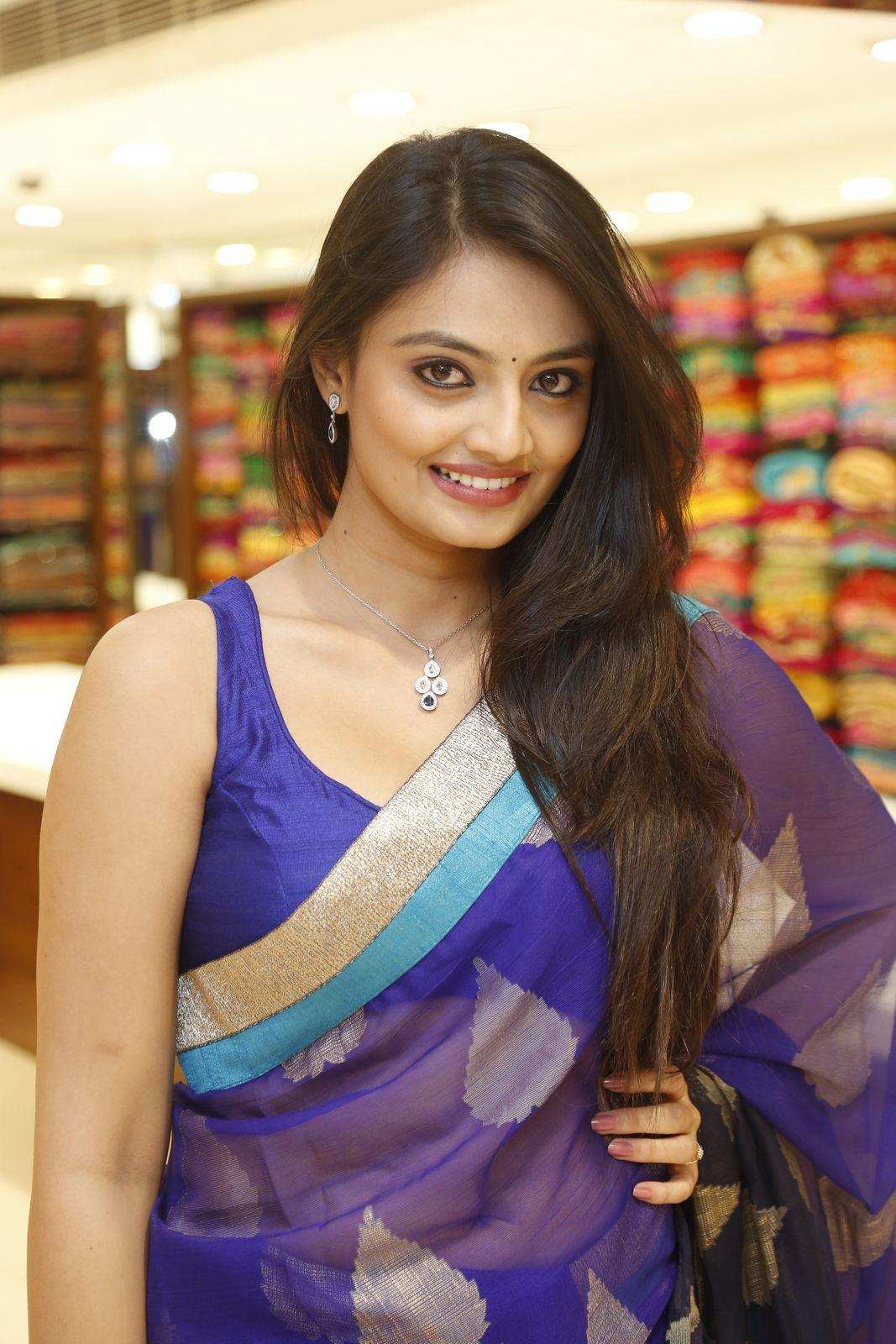 Nikita Narayan latest glam pics-HQ-Photo-10