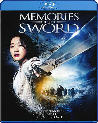 Filme Poster Memories of the Sword BRRip XviD & RMVB Legendado