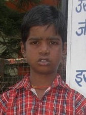 Indresh - East India (EI-618), Age 10