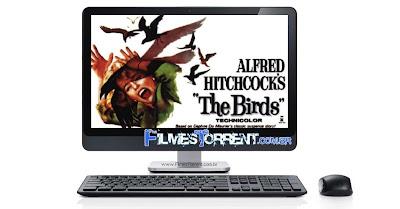 Baixar Filme Os+P%C3%A1ssaros+(The+Birds)+(1963) Os Pássaros (The Birds) (1963) DVDRip RMVB Legendado torrent