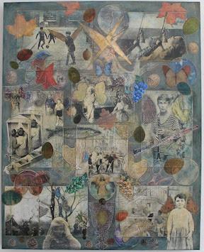 Portfolio of Mixed Media Paintings