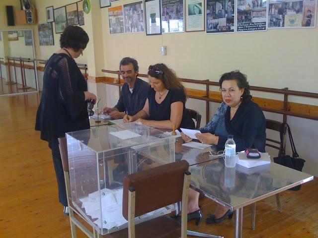 Εκλογές στο Μορφωτικό Σύλλογο με έντονη παρουσία μελών