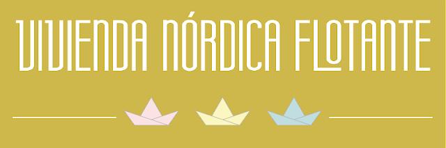 Vivienda nórdica flotante by Habitan2