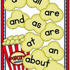 http://www.teacherspayteachers.com/Product/Popcorn-Word-Wall-Posters-100-Sight-Words-581400