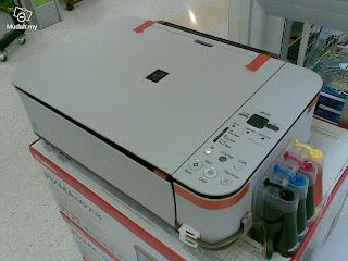 Download Driver Printer Canon Pixma MP258