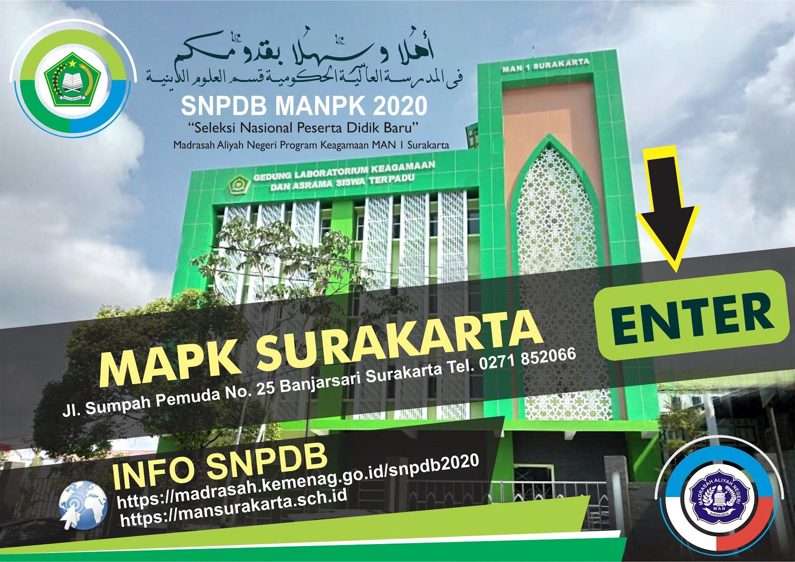 PPDB MAN PK SOLO 2020