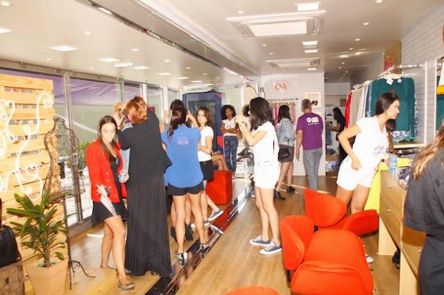 FashionTruck C&A em Belo Horizonte