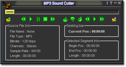 Download MP3 Sound cutter