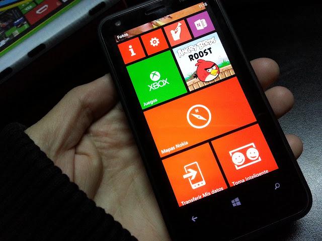 Testeamos el nuevo Nokia Luma 620 con Windows Phone