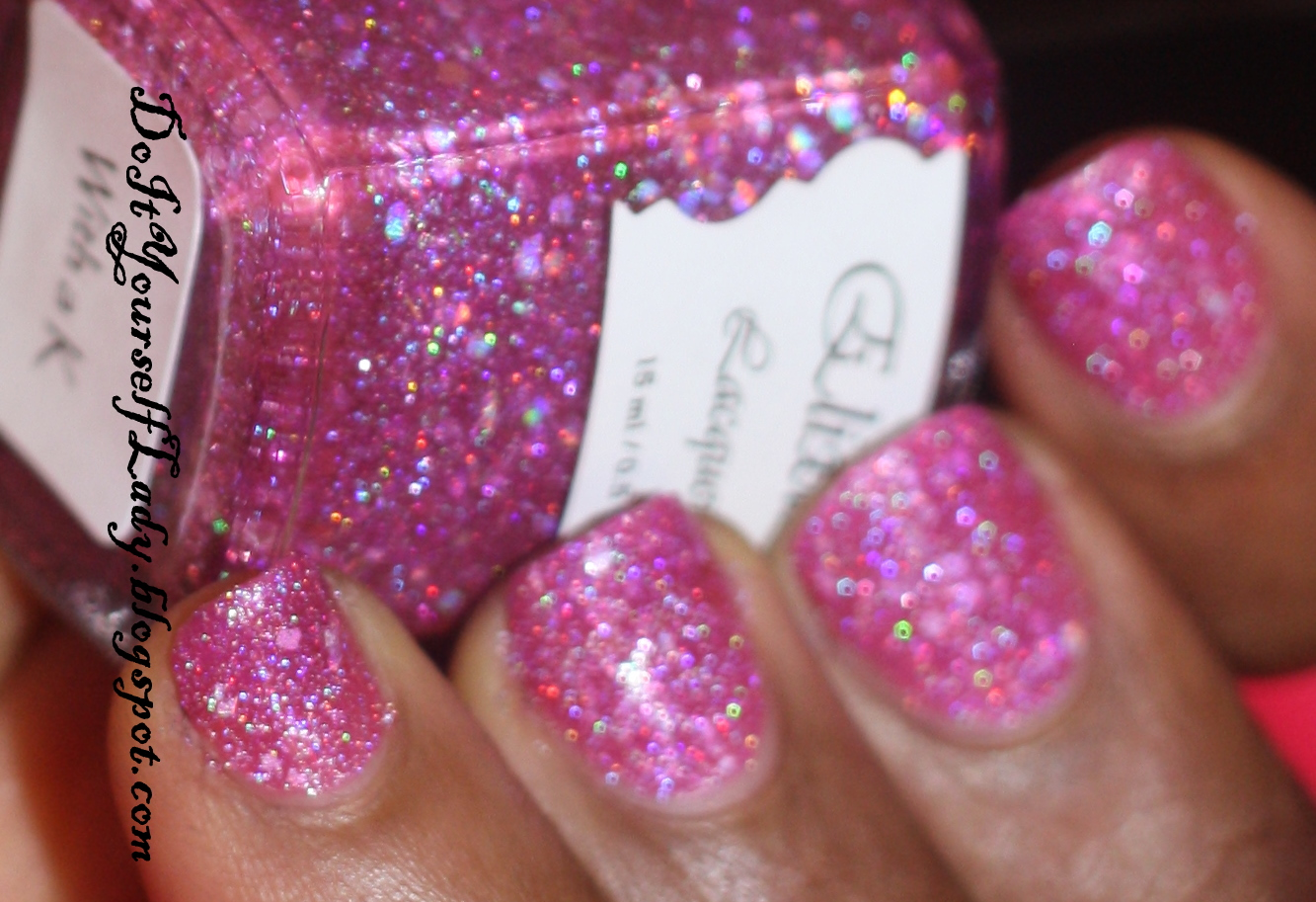 The Do It Yourself Lady: Elixir Lacquer - With a K