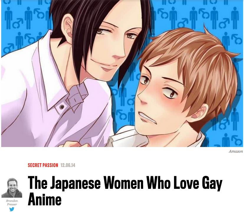 women who love gay porn Who Loves Gay Porn?
