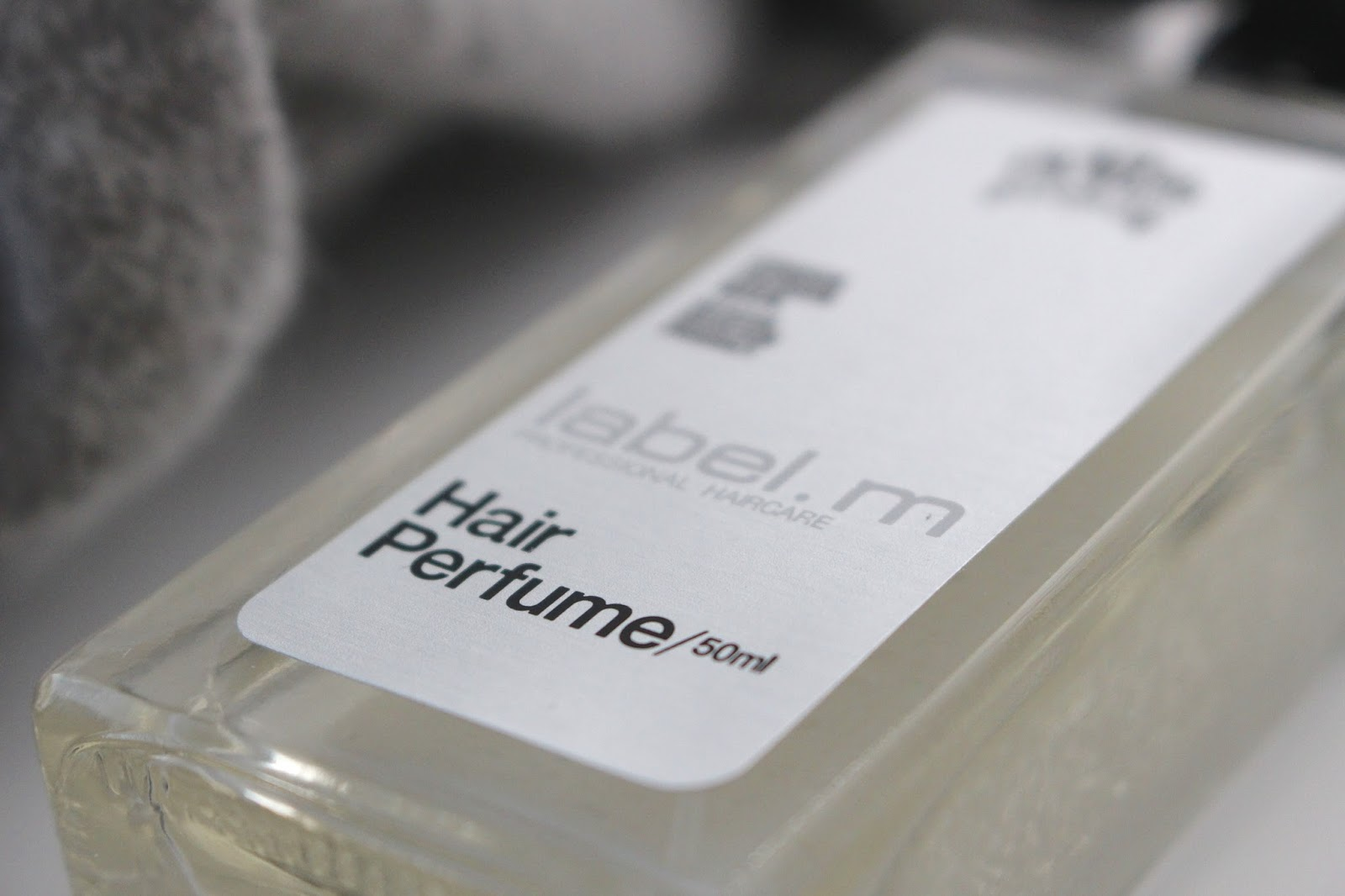 Label.m Hair Perfume Review