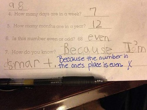 Funny Unseen Exam Answers