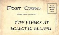 Top 5 Week 44 2012