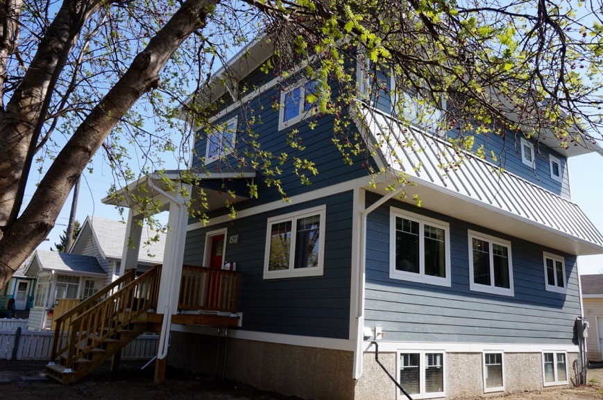Ecofriendly sask vereco homes affordable and energy for Cheap efficient homes