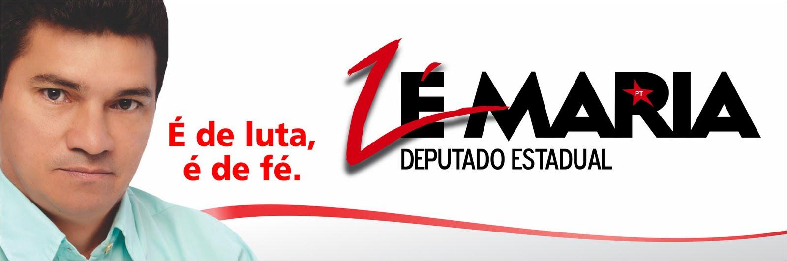 Blog do Deputado Zé Maria