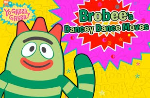 Brobee's Dancey Dance Moves