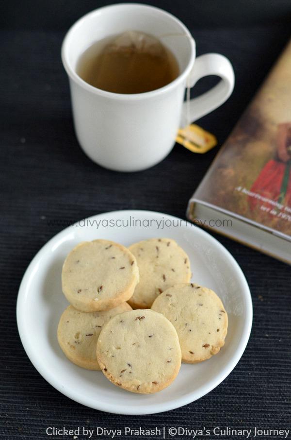 cumin cookies, jeera biscuits