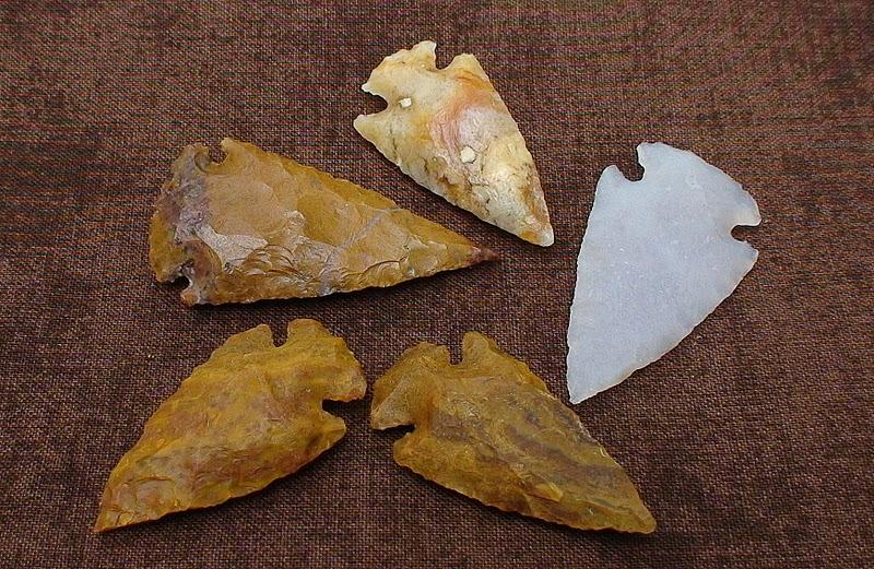 Utah Jasper arrowheads DSC04587