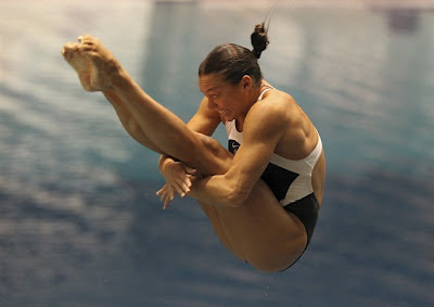 Olympic diver Cassidy Krug of Team USA