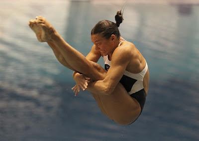 Olympic diver Cassidy Krug of Team USA
