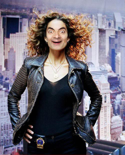 hot mr. bean