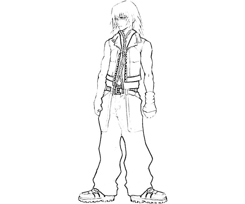 How To Draw Kingdom Hearts Characters Better Life