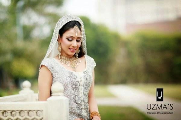 Uzma S Mehndi Makeup : Bridal makeup salons in lahore