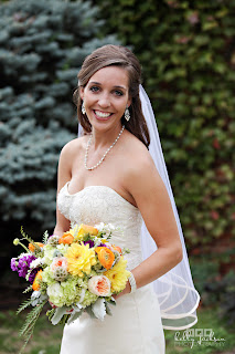 Kansas City Wedding Flowers Florist Lone Summit Ranch Kelly Jackson Photography