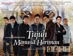 7 Manusia Harimau... Antara Film, Sinetron dan Novel....!!! - http://arsip-bsc.blogspot.com/