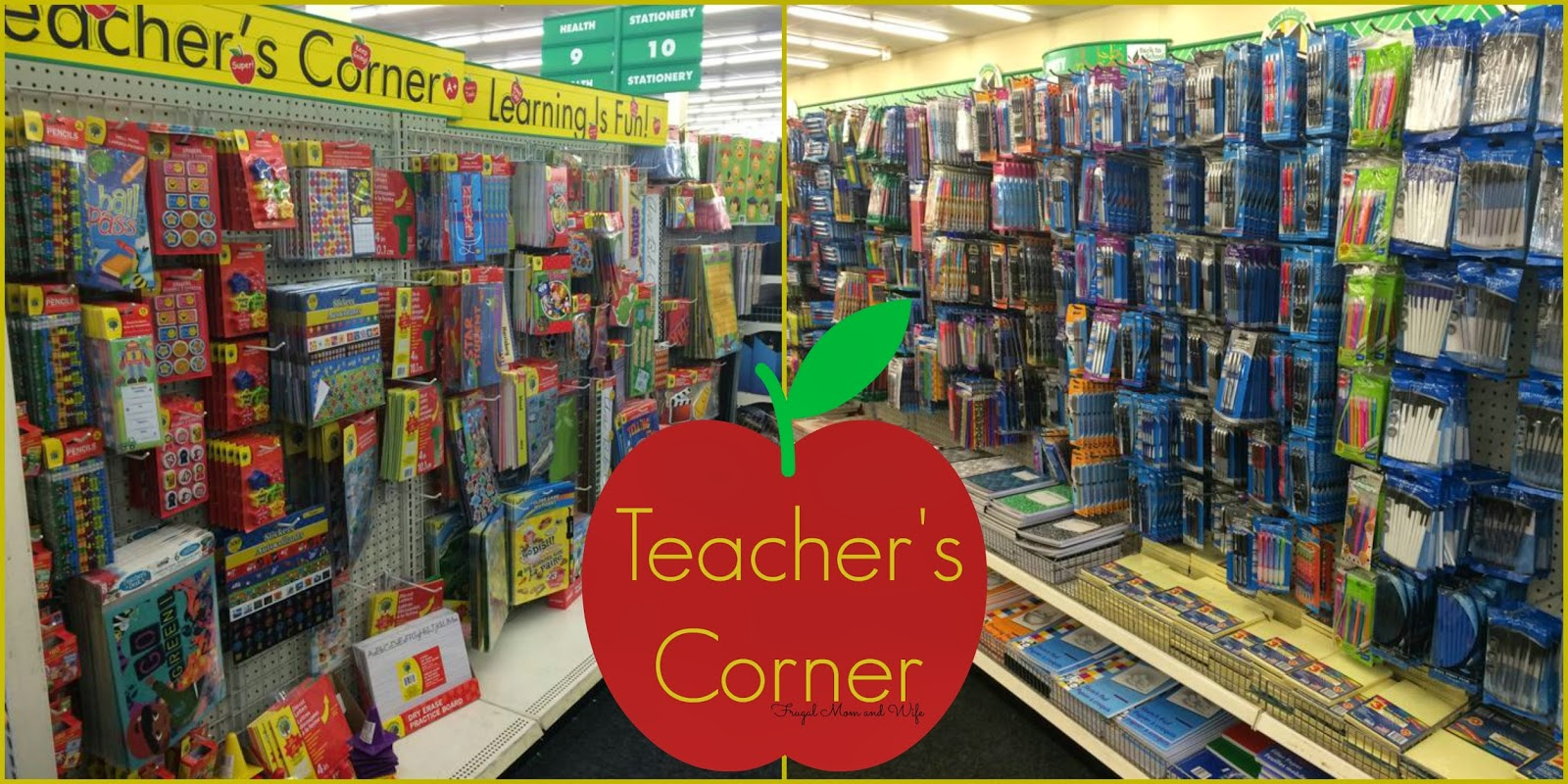 Classroom Decor Dollar Tree ~ Frugal mom and wife teacher s corner at dollar tree