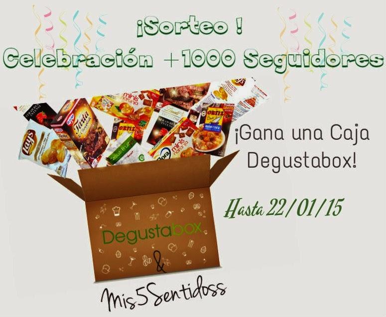 Sorteo Degustabox