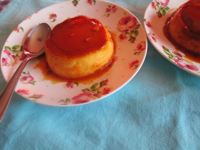 Canela kitchen: The smoothest Flan (Flan)