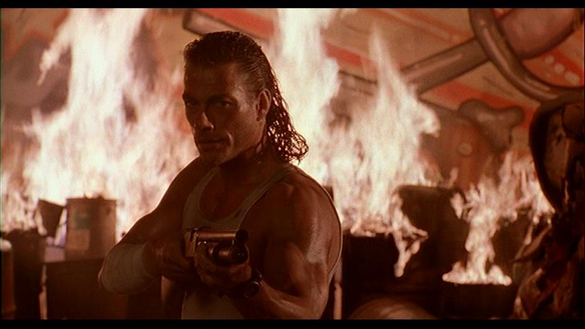 O Alvo - Jean-Claude Van Damme Torrent 1993 1080p Bluray Full HD