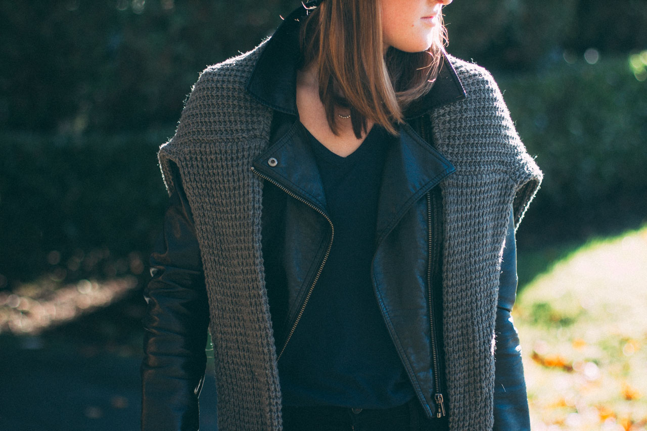 Fall outfit layers - Vancouver Fashion and style blog